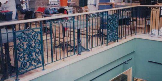 Macnally Robinson railing