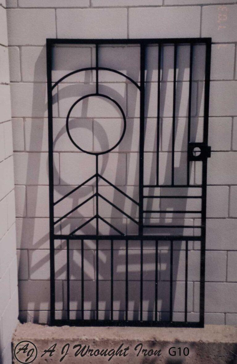 modern security gate design