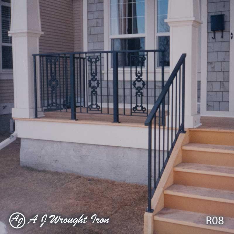 custom decorative casting railing calgary