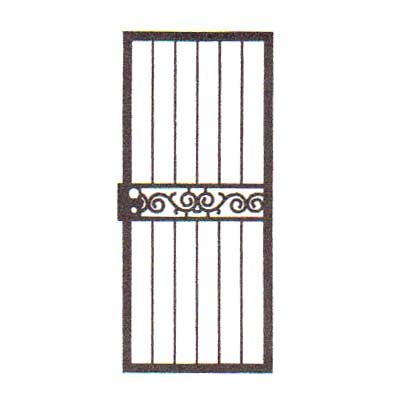 security bars for door - design 05